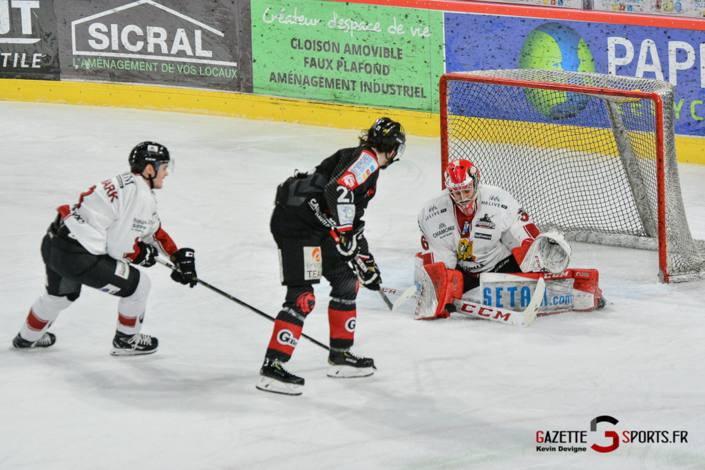Hockeysurglace Gothiques Vs Chamonix Kevin Devigne Gazettesports 43