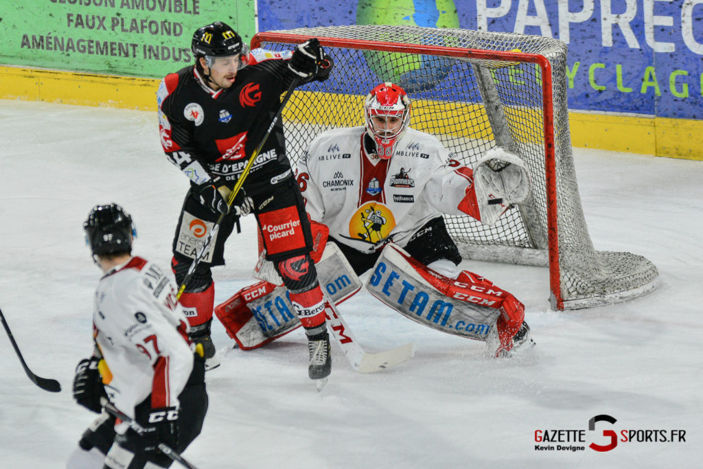 Hockeysurglace Gothiques Vs Chamonix Kevin Devigne Gazettesports 45