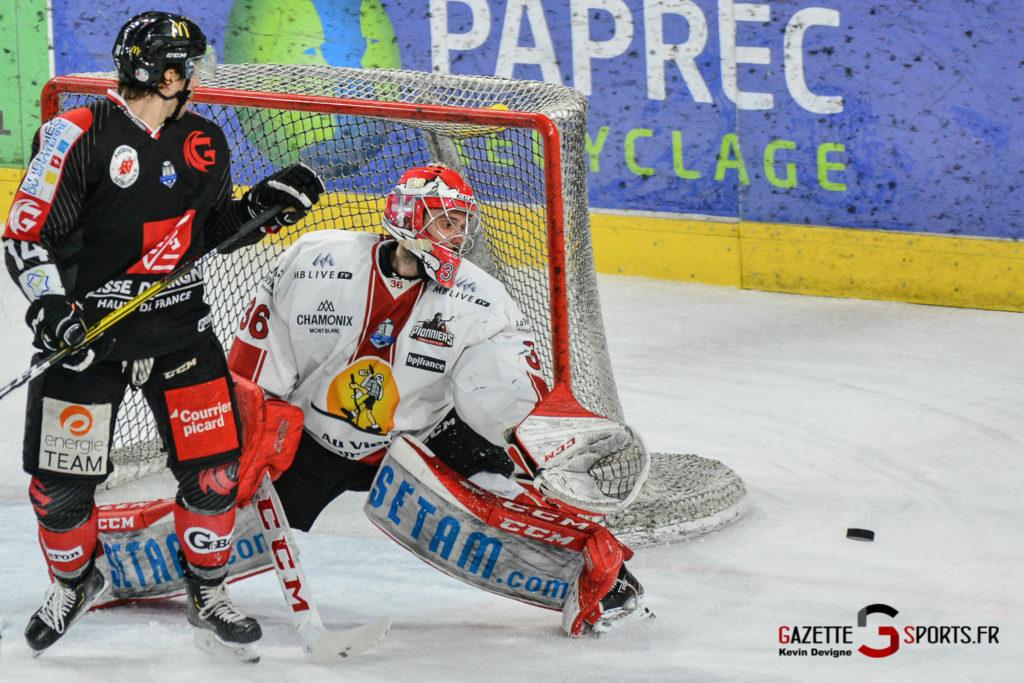 Hockeysurglace Gothiques Vs Chamonix Kevin Devigne Gazettesports 46