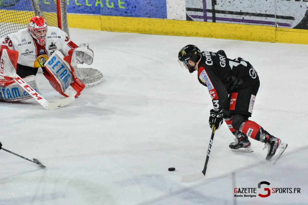 Hockeysurglace Gothiques Vs Chamonix Kevin Devigne Gazettesports 49