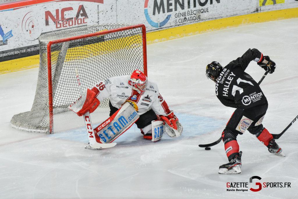 Hockeysurglace Gothiques Vs Chamonix Kevin Devigne Gazettesports 5