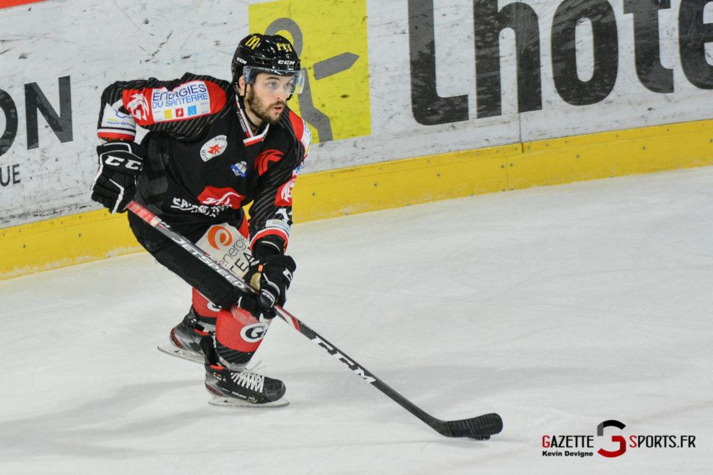 Hockeysurglace Gothiques Vs Chamonix Kevin Devigne Gazettesports 52