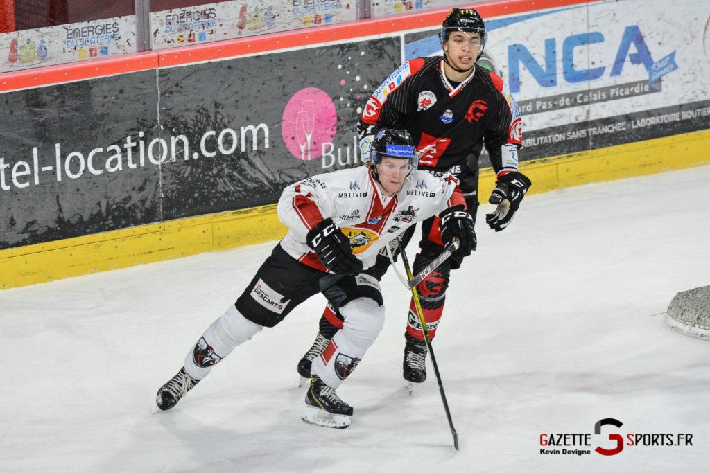 Hockeysurglace Gothiques Vs Chamonix Kevin Devigne Gazettesports 54