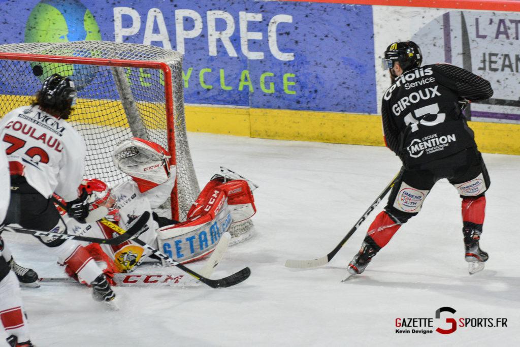 Hockeysurglace Gothiques Vs Chamonix Kevin Devigne Gazettesports 57