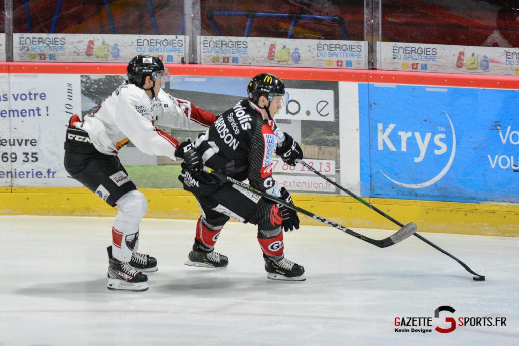 Hockeysurglace Gothiques Vs Chamonix Kevin Devigne Gazettesports 6