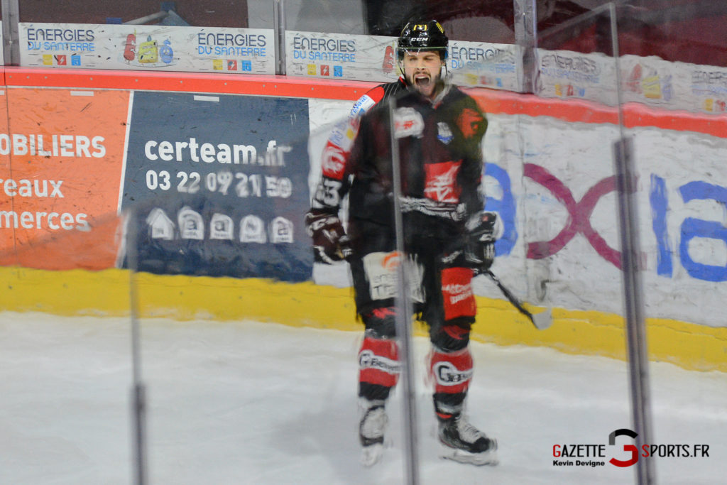 Hockeysurglace Gothiques Vs Chamonix Kevin Devigne Gazettesports 60
