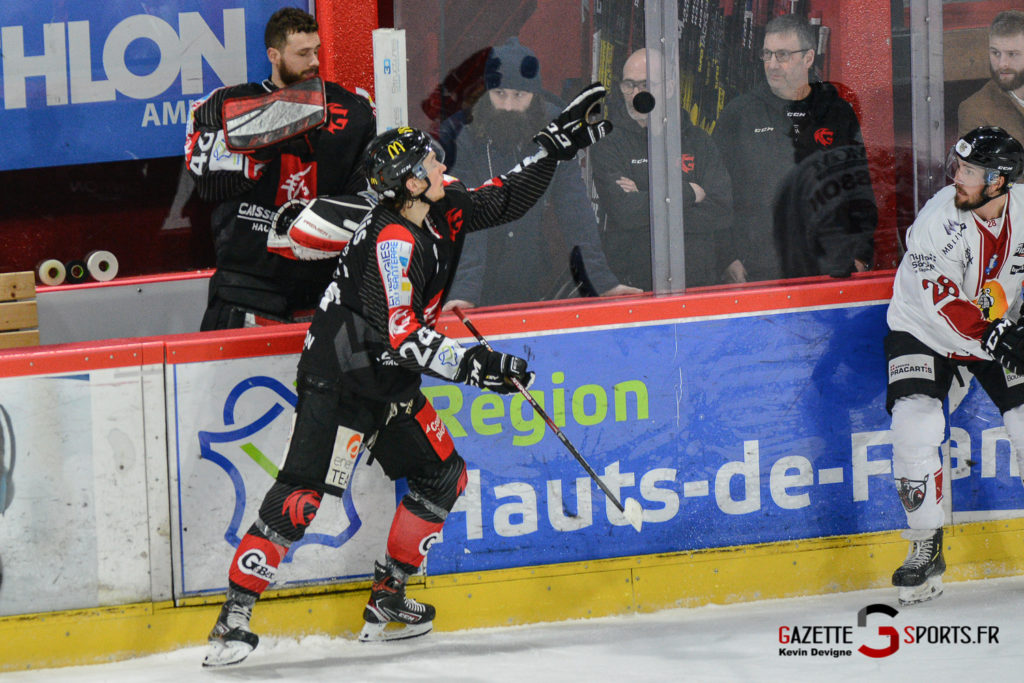 Hockeysurglace Gothiques Vs Chamonix Kevin Devigne Gazettesports 61