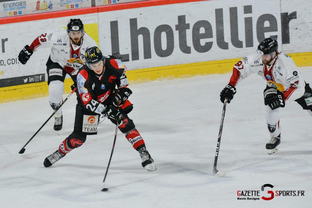 Hockeysurglace Gothiques Vs Chamonix Kevin Devigne Gazettesports 62