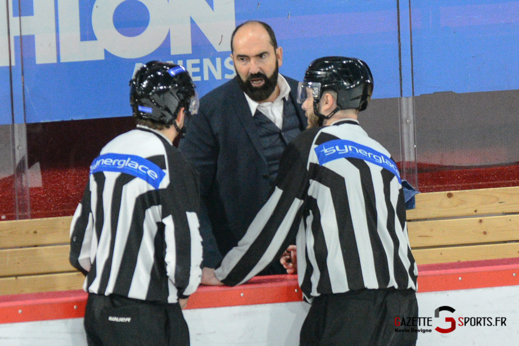 Hockeysurglace Gothiques Vs Chamonix Kevin Devigne Gazettesports 64