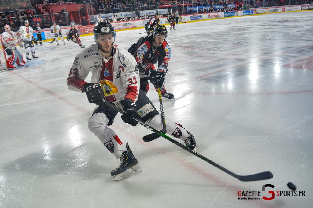 Hockeysurglace Gothiques Vs Chamonix Kevin Devigne Gazettesports 66