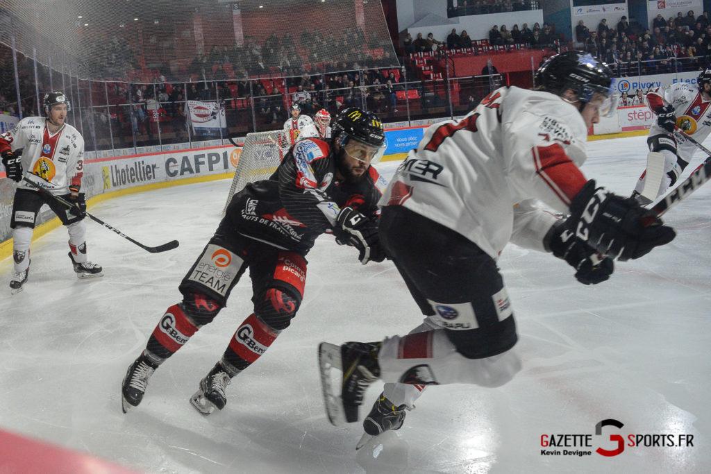 Hockeysurglace Gothiques Vs Chamonix Kevin Devigne Gazettesports 69