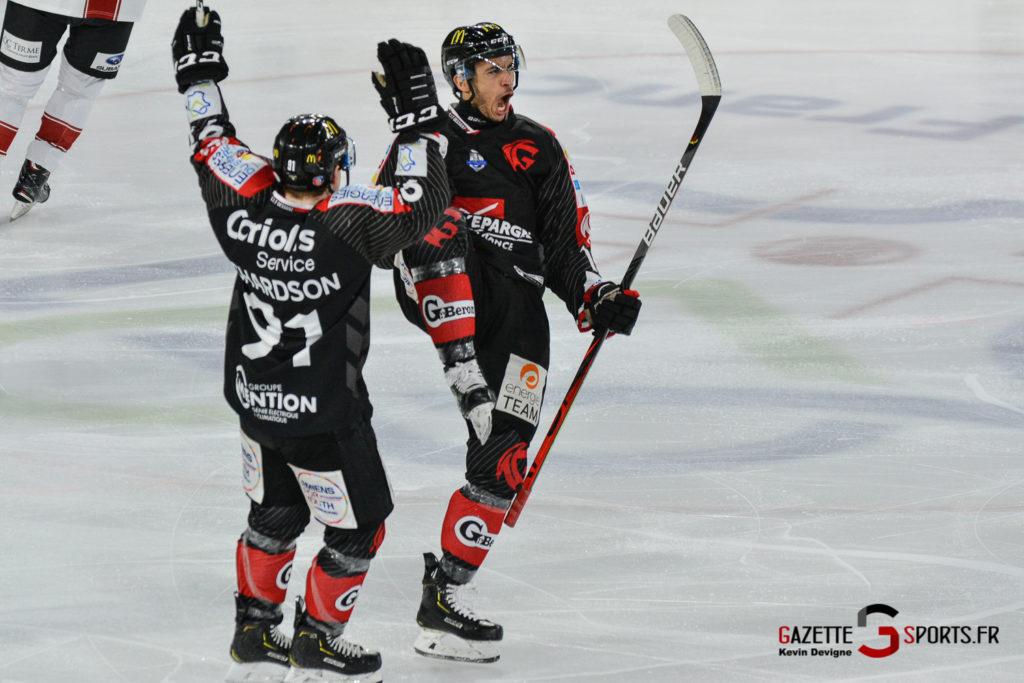 Hockeysurglace Gothiques Vs Chamonix Kevin Devigne Gazettesports 7