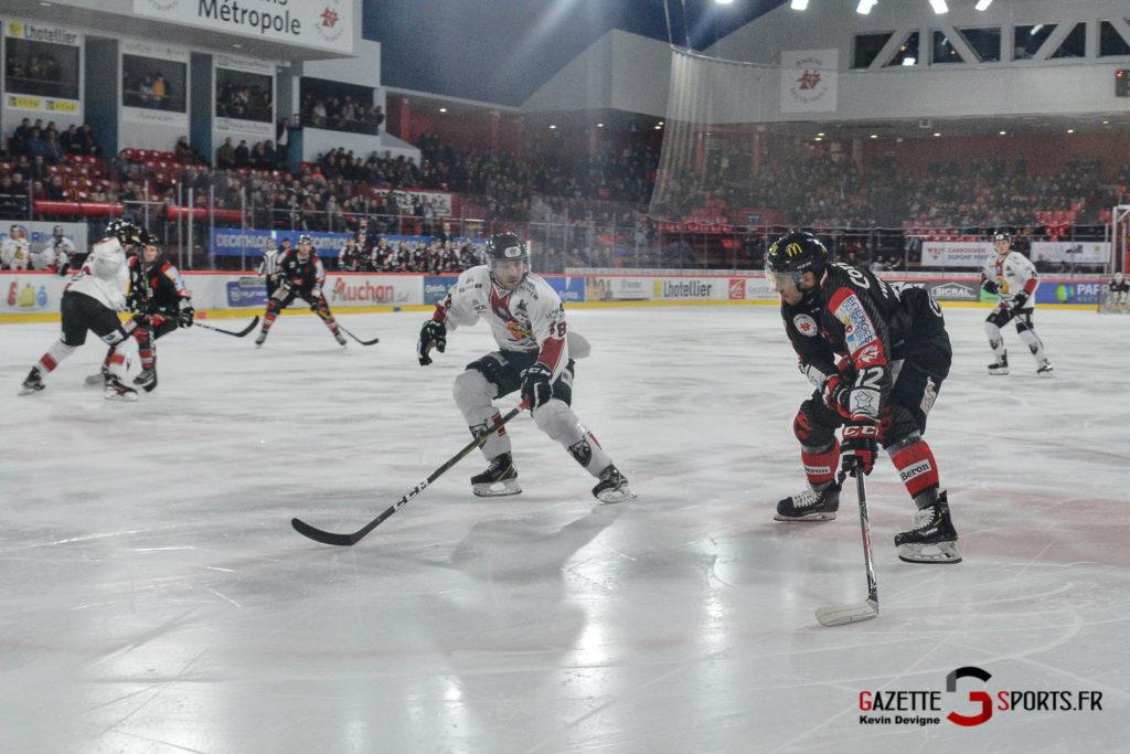 Hockeysurglace Gothiques Vs Chamonix Kevin Devigne Gazettesports 70