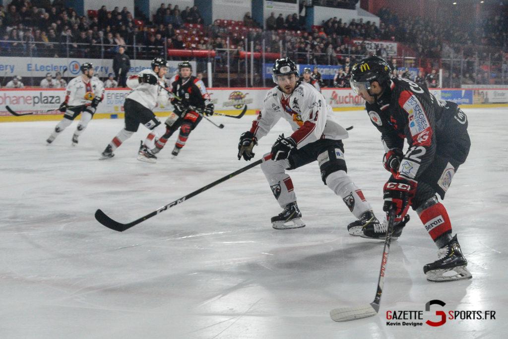 Hockeysurglace Gothiques Vs Chamonix Kevin Devigne Gazettesports 71