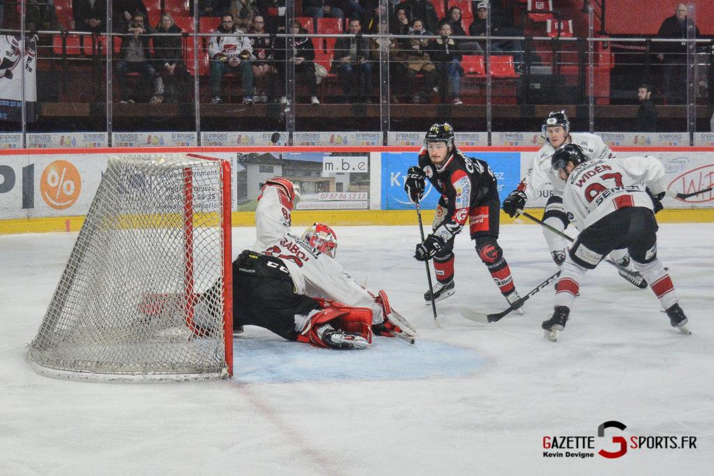 Hockeysurglace Gothiques Vs Chamonix Kevin Devigne Gazettesports 72