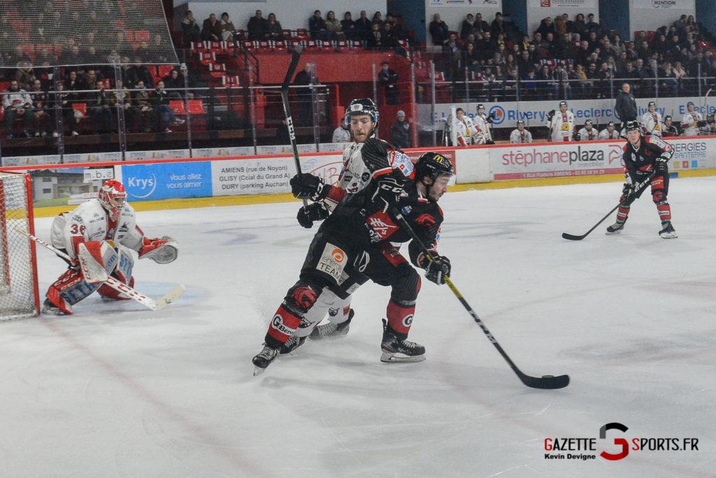Hockeysurglace Gothiques Vs Chamonix Kevin Devigne Gazettesports 77