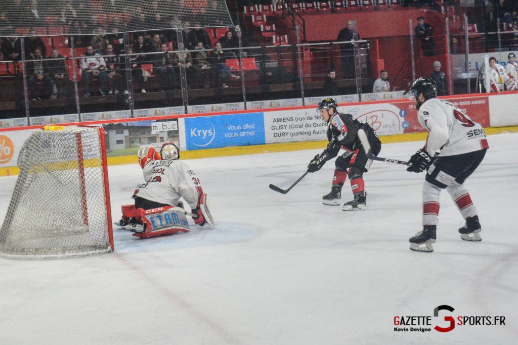 Hockeysurglace Gothiques Vs Chamonix Kevin Devigne Gazettesports 78