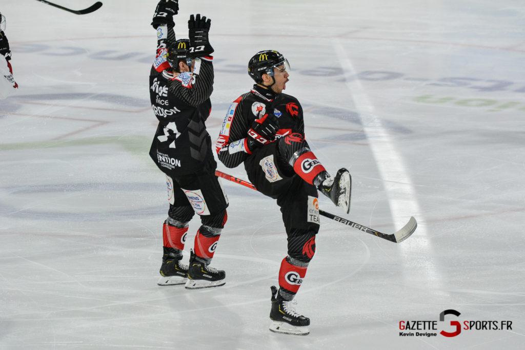 Hockeysurglace Gothiques Vs Chamonix Kevin Devigne Gazettesports 8