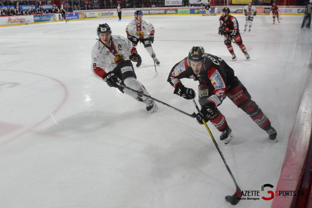 Hockeysurglace Gothiques Vs Chamonix Kevin Devigne Gazettesports 81