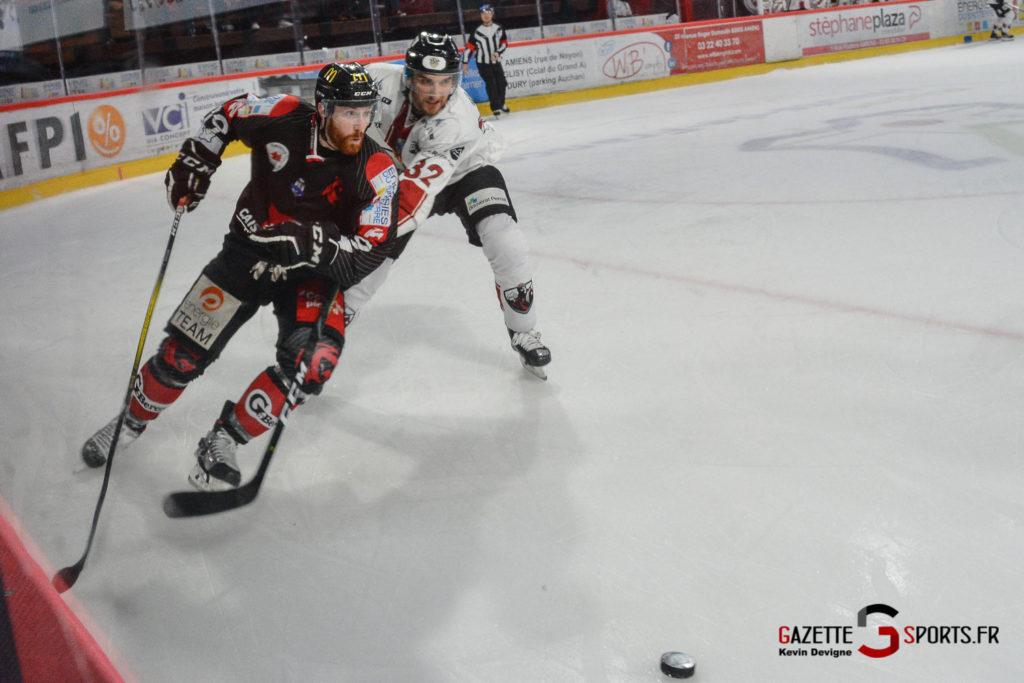 Hockeysurglace Gothiques Vs Chamonix Kevin Devigne Gazettesports 82