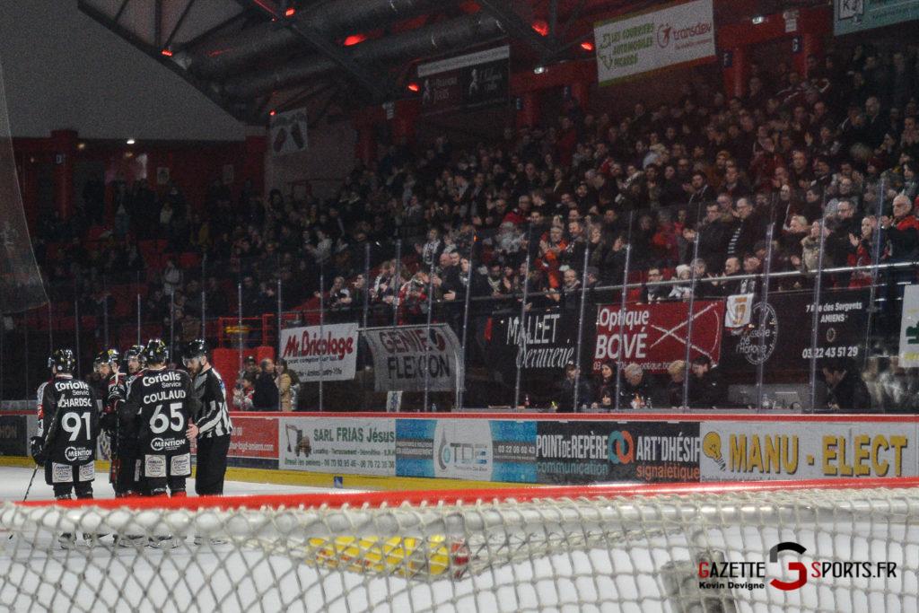 Hockeysurglace Gothiques Vs Chamonix Kevin Devigne Gazettesports 84