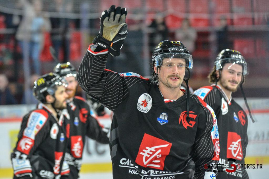 Hockeysurglace Gothiques Vs Chamonix Kevin Devigne Gazettesports 87