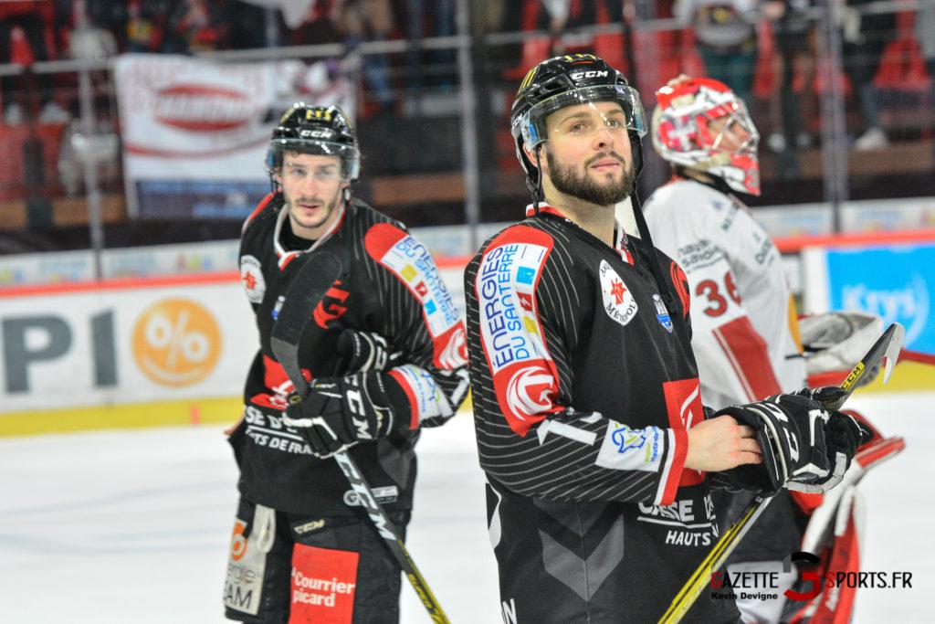 Hockeysurglace Gothiques Vs Chamonix Kevin Devigne Gazettesports 88