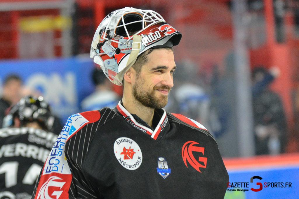 Hockeysurglace Gothiques Vs Chamonix Kevin Devigne Gazettesports 89