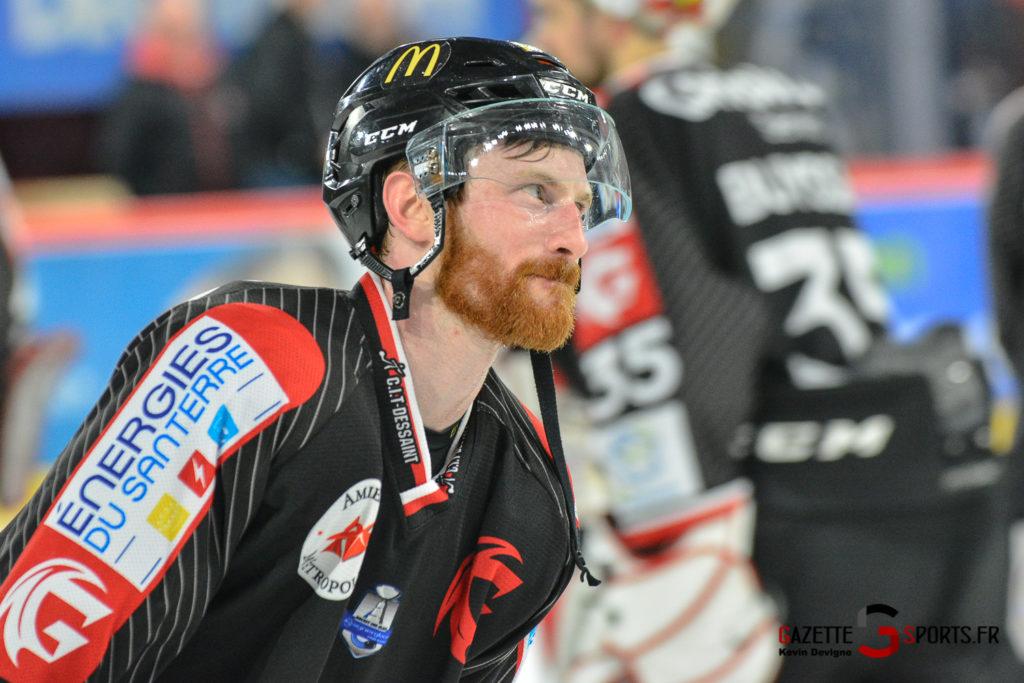 Hockeysurglace Gothiques Vs Chamonix Kevin Devigne Gazettesports 90