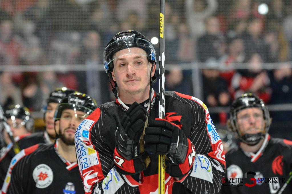 Hockeysurglace Gothiques Vs Chamonix Kevin Devigne Gazettesports 92