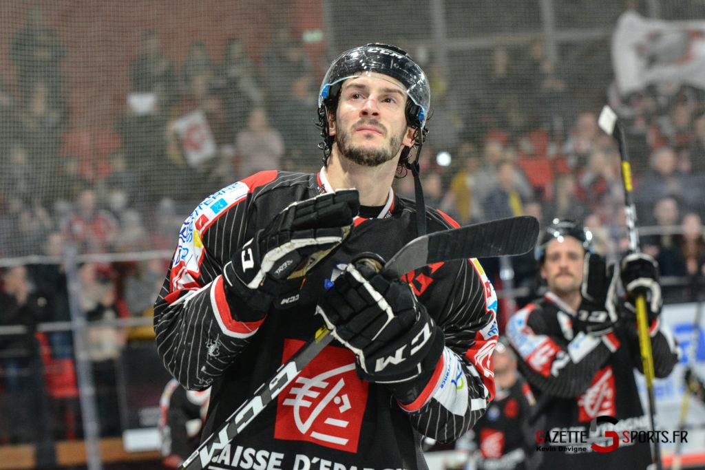 Hockeysurglace Gothiques Vs Chamonix Kevin Devigne Gazettesports 93