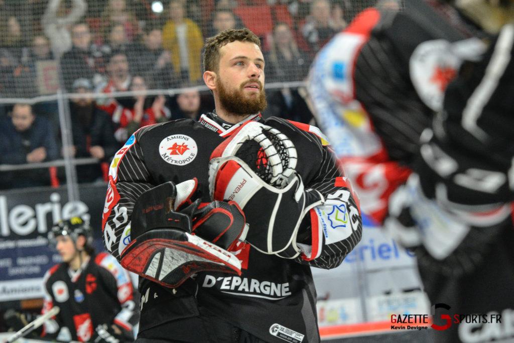Hockeysurglace Gothiques Vs Chamonix Kevin Devigne Gazettesports 94