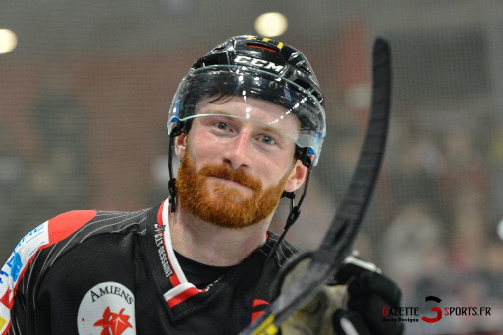 Hockeysurglace Gothiques Vs Chamonix Kevin Devigne Gazettesports 97