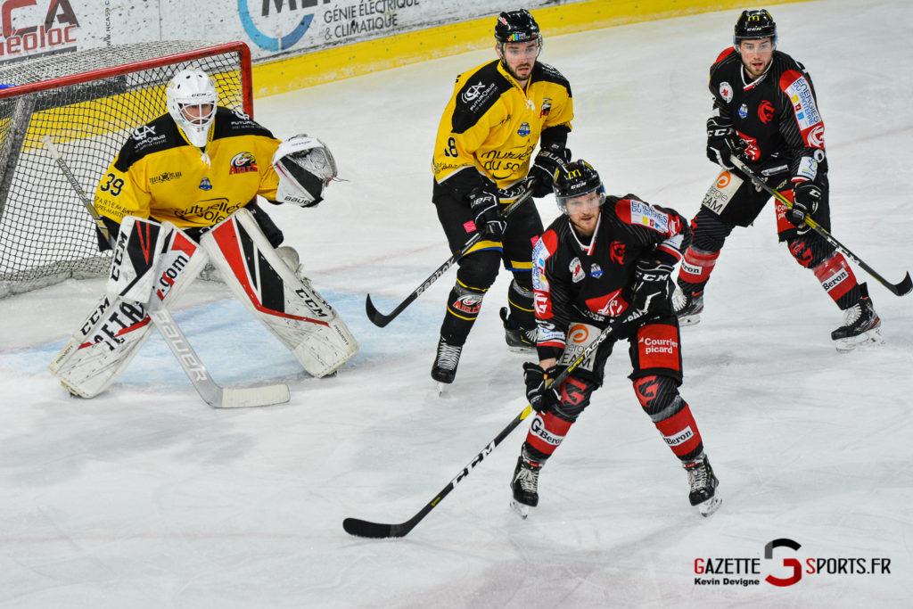 Hockeysurglace Gothiques Vs Nice Kevin Devigne Gazettesports 10