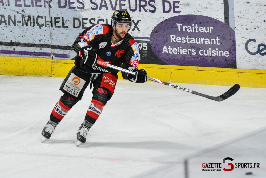 Hockeysurglace Gothiques Vs Nice Kevin Devigne Gazettesports 14