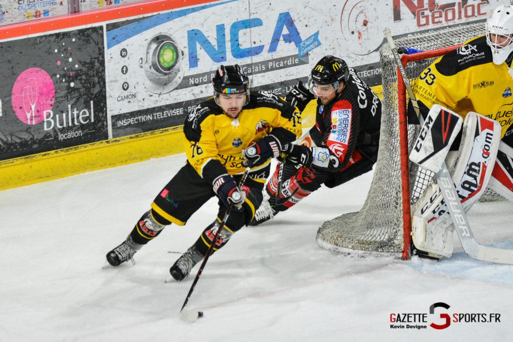 Hockeysurglace Gothiques Vs Nice Kevin Devigne Gazettesports 15
