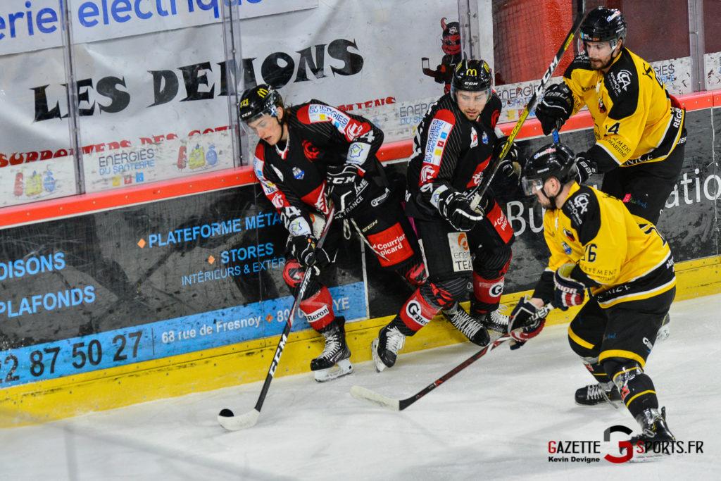 Hockeysurglace Gothiques Vs Nice Kevin Devigne Gazettesports 18