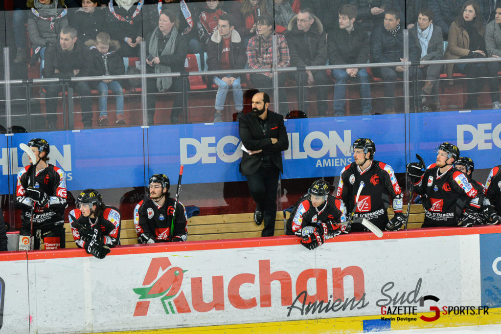 Hockeysurglace Gothiques Vs Nice Kevin Devigne Gazettesports 19