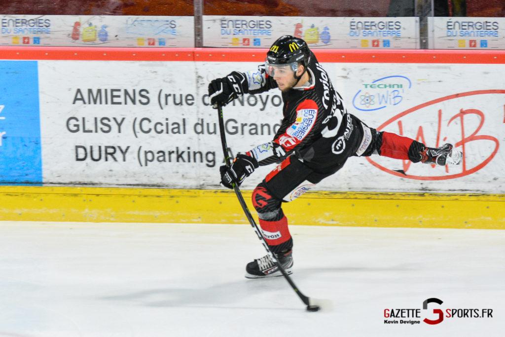 Hockeysurglace Gothiques Vs Nice Kevin Devigne Gazettesports 2