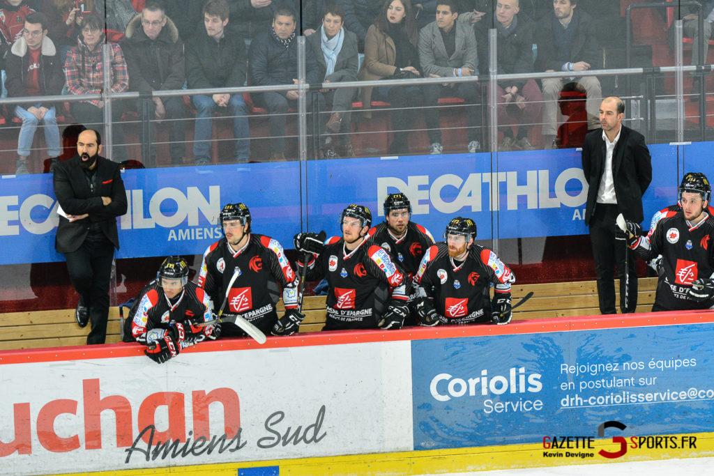 Hockeysurglace Gothiques Vs Nice Kevin Devigne Gazettesports 20