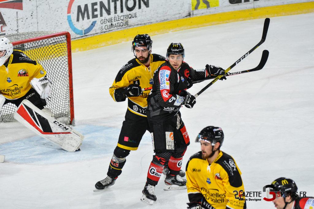 Hockeysurglace Gothiques Vs Nice Kevin Devigne Gazettesports 22