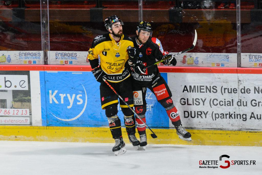 Hockeysurglace Gothiques Vs Nice Kevin Devigne Gazettesports 23