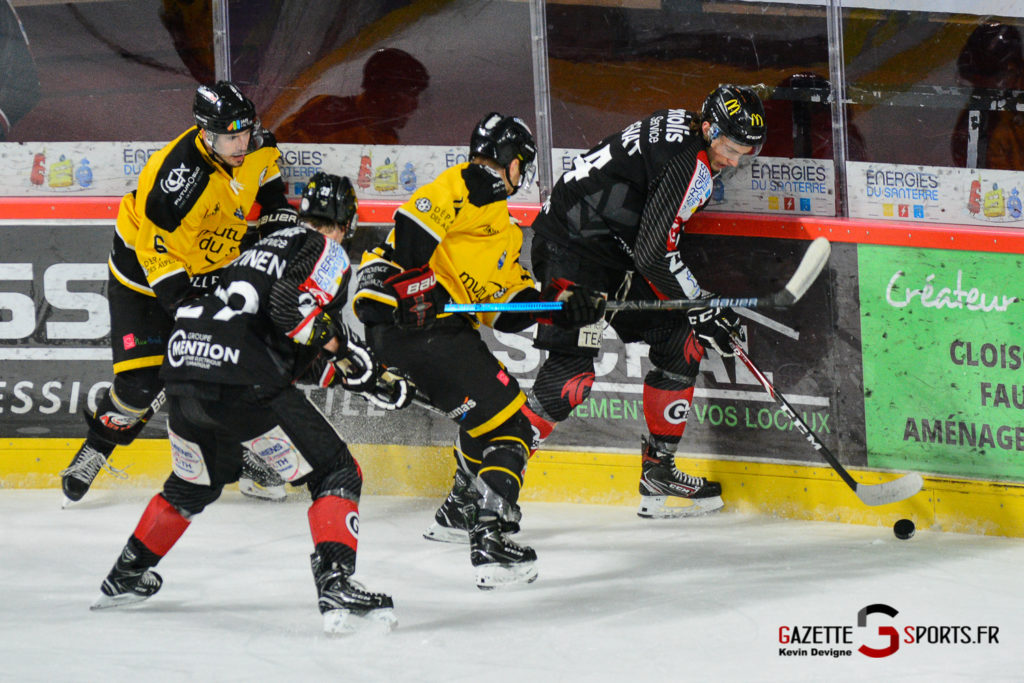 Hockeysurglace Gothiques Vs Nice Kevin Devigne Gazettesports 24