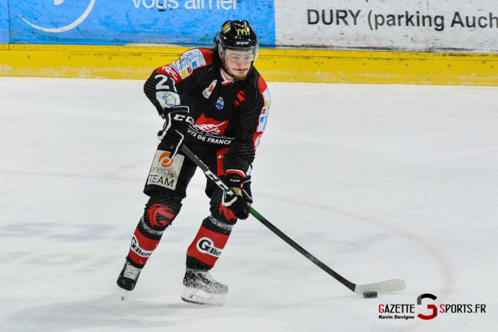 Hockeysurglace Gothiques Vs Nice Kevin Devigne Gazettesports 26