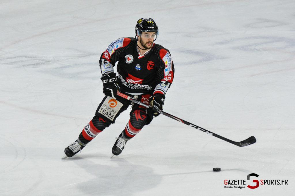 Hockeysurglace Gothiques Vs Nice Kevin Devigne Gazettesports 29