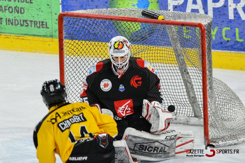 Hockeysurglace Gothiques Vs Nice Kevin Devigne Gazettesports 30