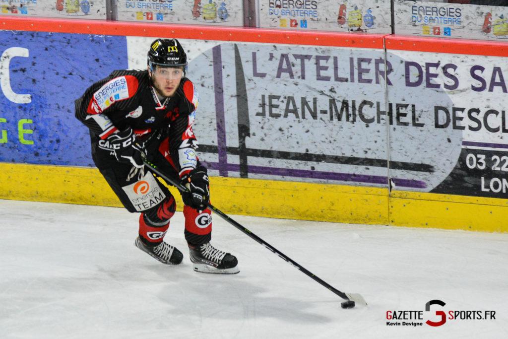 Hockeysurglace Gothiques Vs Nice Kevin Devigne Gazettesports 31