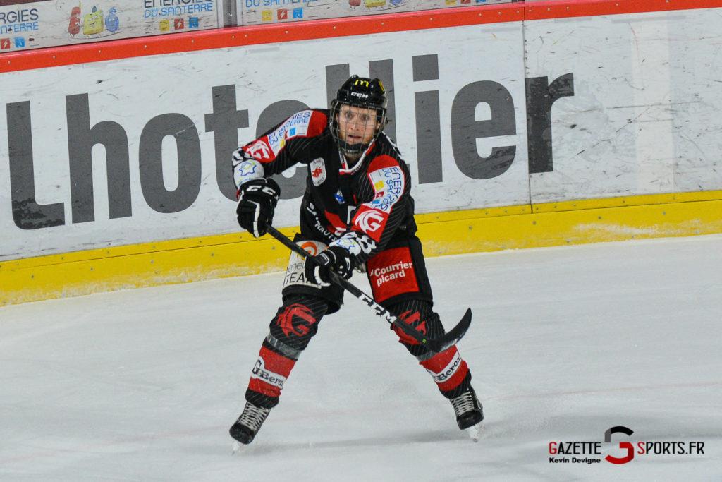 Hockeysurglace Gothiques Vs Nice Kevin Devigne Gazettesports 32