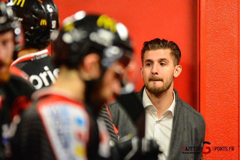 Hockeysurglace Gothiques Vs Nice Kevin Devigne Gazettesports 34