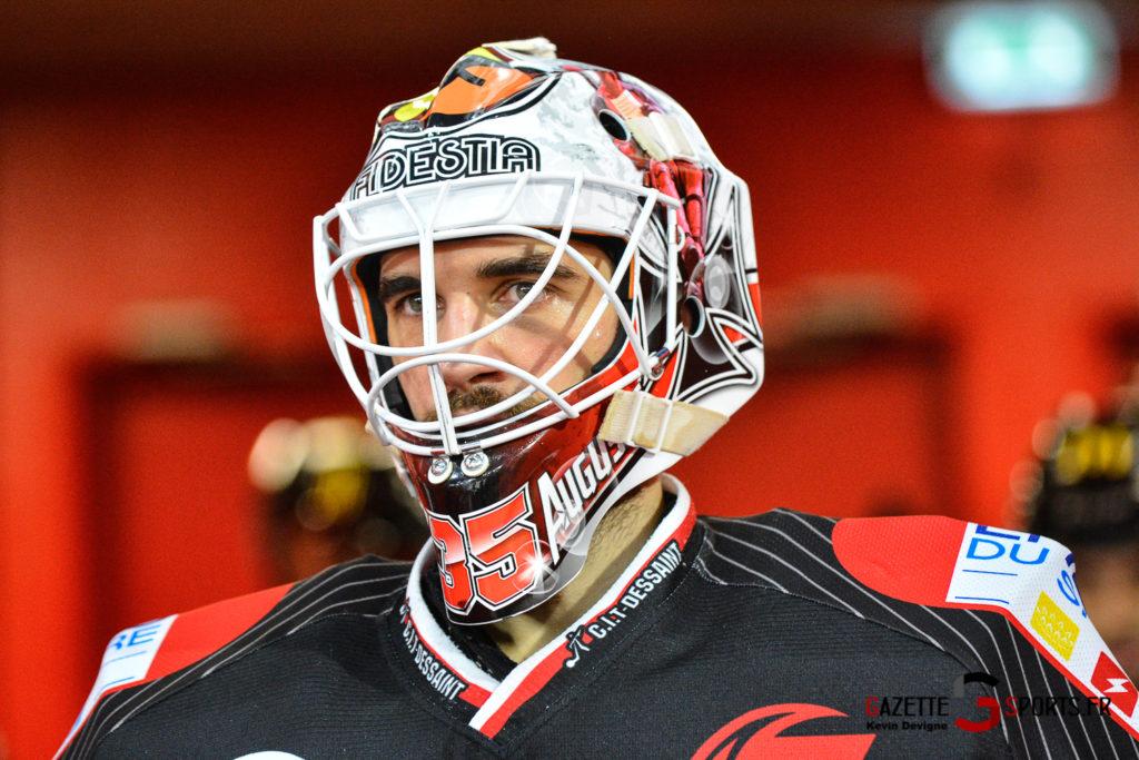 Hockeysurglace Gothiques Vs Nice Kevin Devigne Gazettesports 35
